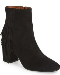 Jodi fringe leather bootie medium 967941