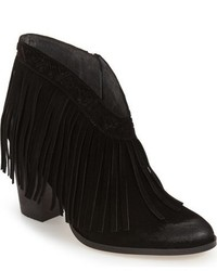 Seychelles World Tour Fringe Bootie