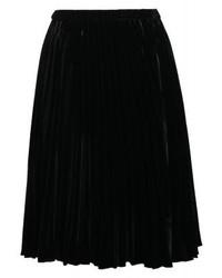 Drykorn Peppy A Line Skirt Black