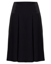 Strenesse Sacha Pleated Skirt Black