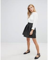 Pimkie Textured Mini Skirt