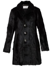 Saint Laurent Goat Fur Coat