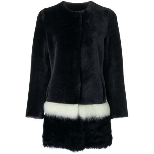 Cara Mila Tascani Reversible Fur Coat