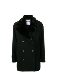 Moschino Winter Double Breasted Coat