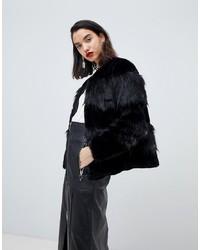 Vero Moda Short Faux Fur Jacket