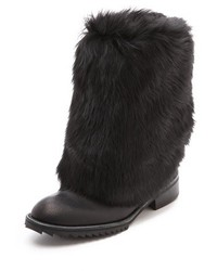 Odette fur lined boots medium 126092