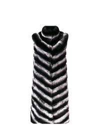 Liska Ed Sleeveless Coat