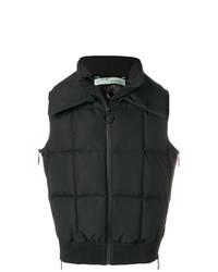 Off-White Firetape Padded Vest