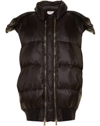 Stella McCartney Oversized Quilted Shell Gilet