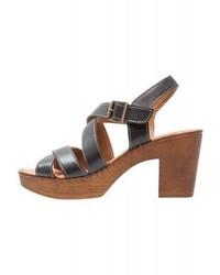 Platform sandals nero medium 4060165