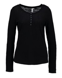 s.Oliver Jumper Black
