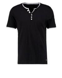 Pktgms print t shirt black medium 4206421