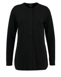 Ralph Lauren Suzette Long Sleeved Top Black