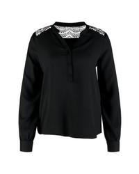 Vero Moda Vmsharpa Blouse Blackblack Lace