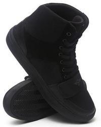 Black high top sneakers original 537642