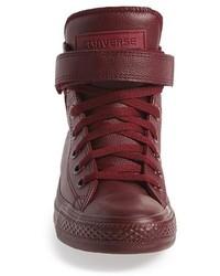 ... Converse Chuck Taylor All Star Brea Leather High Top Sneaker 4cacfa306