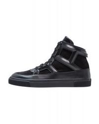 Sim high top trainers black medium 3791621