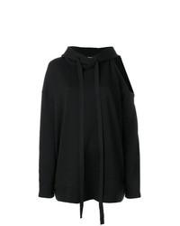 Ann Demeulemeester Blanche Cutout Shoulder Sweatshirt
