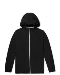 Theory Hector Nylon Blend Shell Hooded Jacket