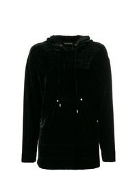 Plein Sud High Shine Hooded Jumper