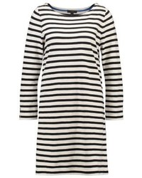 J.Crew Jersey Dress Carded Black