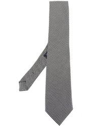 Etro Houndstooth Pattern Tie