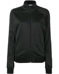 Givenchy Black Logo Stripe Track Jacket