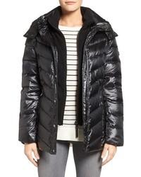Calvin Klein Fleece Inset Down Jacket