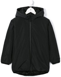 Finger In The Nose Hooded Zipped Jacket