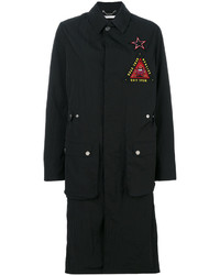 Givenchy Military Patch Jacket