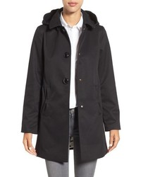 Kate Spade New York Water Resistant Mac Jacket