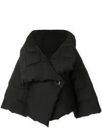 Salvatore Ferragamo Padded Cropped Jacket