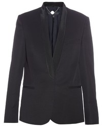 Stella McCartney Shawl Lapel Single Breasted Tuxedo Jacket