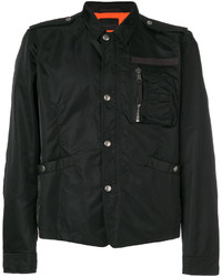Diesel Black Gold Shell Jacket