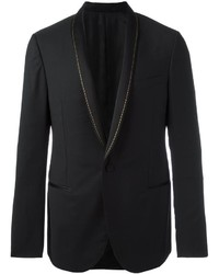 Lanvin Stitched Shawl Lapel Jacket