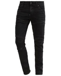 5620 3d Super Slim Coj Slim Fit Jeans Black