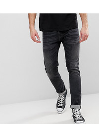 Nudie Jeans Co Tight Terry Jeans Black Streets Wash