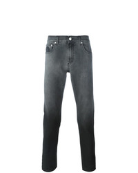 Alexander McQueen Degrade Slim Fit Jeans
