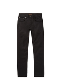 Nudie Jeans Grim Tim Slim Fit Organic Denim Jeans