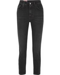 Acne Studios Melk High Rise Tapered Jeans