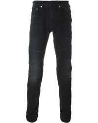Neil Barrett Biker Style Jeans