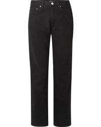 Totême Original Mid Rise Straight Leg Jeans