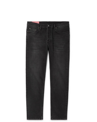 Acne Studios River Cropped Slim Fit Denim Jeans