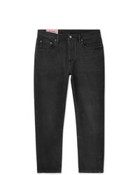 Acne Studios River Cropped Slim Fit Denim Jeans