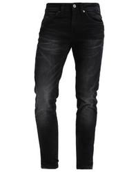 Redskins Shester Slim Fit Jeans Heavy Black