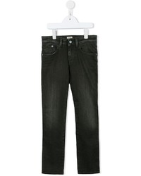 Armani Junior Slim Leg Jeans