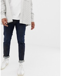 Selected Homme Slim Stretch Fit Organic Cotton Jeans