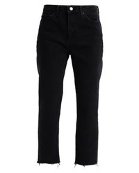 Straight leg jeans black medium 4256524