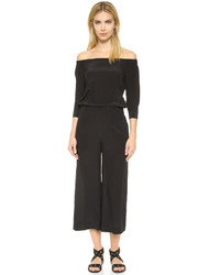 Theory Faley Mosaic Jumpsuit