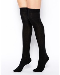 Asos Collection Over The Knee Socks